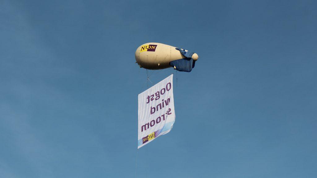 zeppelin reclame publi air