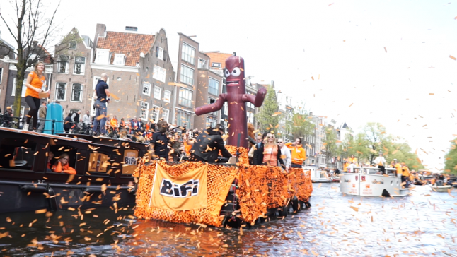 Skytubes  Publi air  Kingsday